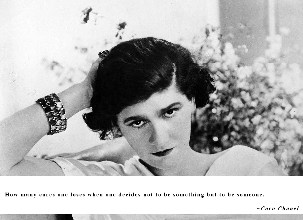 20 picture quotes by coco chanel on life love and of course
