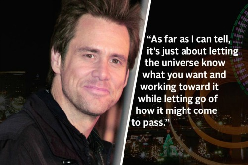 Jim carey quotes image quotes on life law of attraction success living your dreams