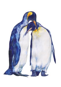 penguins cute giraffe_claudine-osullivan unreal pencil drawings top colouring pencil illustrations englands top illustrators cool art part 2 addictedtoeverything