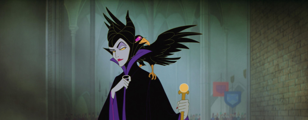 Disney characters that look like other disney characters evil queen from snow white and malneficent from sleeping beauty reused recycled addictedtoeverything 1