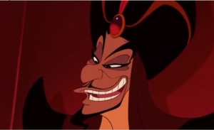 Disney characters that look like other disney characters fJafar-And-Iago- lionking and jafar from aladdin reused recycled addictedtoeverything 3
