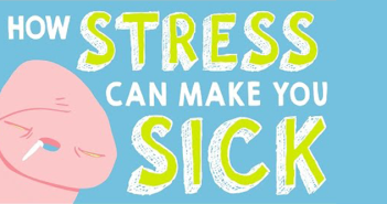 How-stress-affects-your-body---TED-Ed-Animation-by-Sharon-Horesh-Bergquist-educational-talks-on-stress-how-stress-can-kill-you-make-you-sick-addictedtoeverything