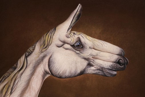 body-painting-animals-7-wide-wallpaper horse in detail on hands body cool bodypainting learn how to bodypaint