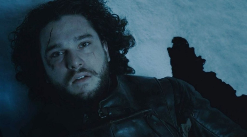 jon snow image of death knows nothing game of thrones season 5 spoilers