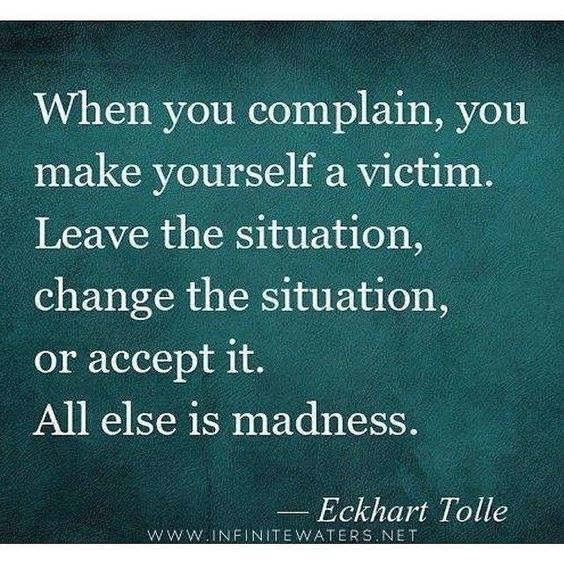 quotes-on-complaining